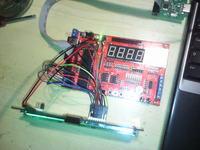 Wyświetlacz S1D15710 [C] - kod do wyświetlacza