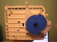 Whirlpool AWM 6071 - k�ko krzywkowe programtora - po�o�enie spoczynkowe