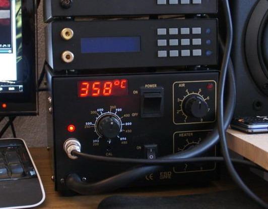 Wska�nik temperatury do stacji PT 803