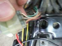 Yamaha DT 125 RE '04 - Iskra tylko na początku i na końcu kręcenia rozrusznikiem