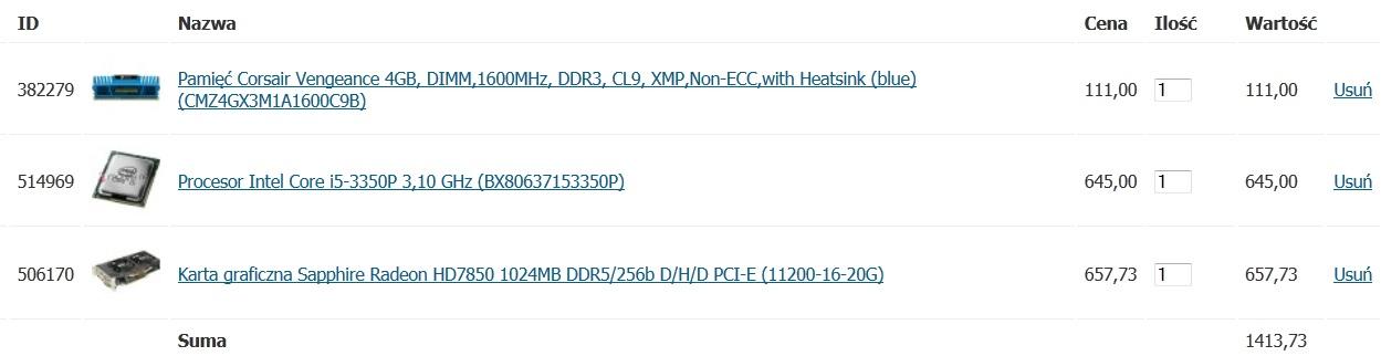Nowy komputer, co kupi�:):) Sk�adanie ze starych i nowych cz�ci.