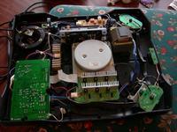 gramofon Numark TTX - buczenie zasilacza- wymiana? jaki wstawić?