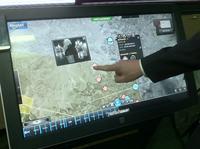 Ogromny tablet pomoże dowódcom kontrolować pole bitwy jednym ruchem palca
