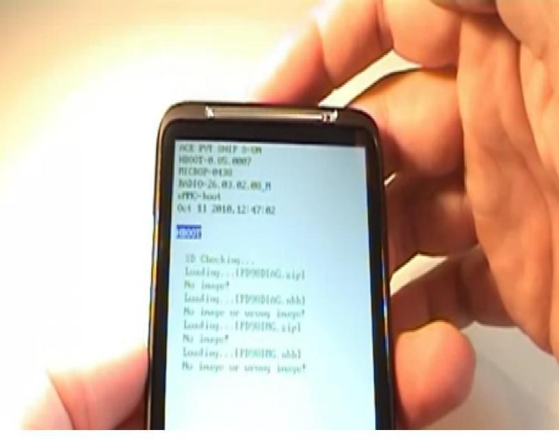 HTC Desire HD Nie ��czy z komputerem