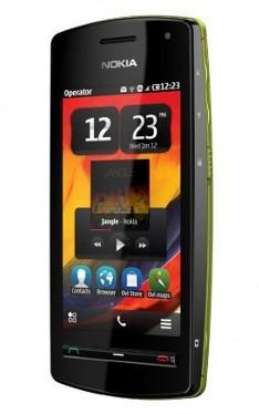Nokia 600 smartphone multimedialny z OS-em Symbian Belle i NFC + zdj�cia + wideo