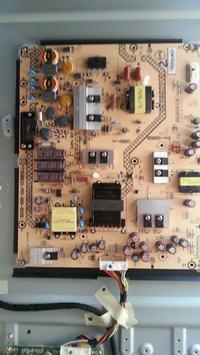SHARP LC-50LD266K - Nie wlacza sie raz na kilka prob