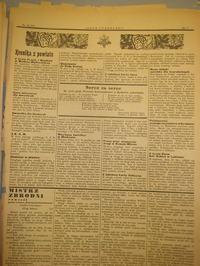Głos Tucholski Nr 18(41) z 25.12.1934 r. Bysław, wiersz, poświęcenie cmentarza (2).JPG