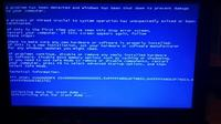 Lenovo y510p - Blue screen 0x000000F4