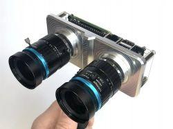 Kamera stereoskopowa StereoPi v2 z Raspberry Pi CM4