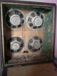 Reanimacja starej kolumny basowej