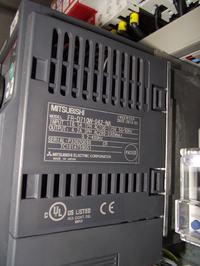 FR-D710W-042-NA - Kompatybilność falownika i silnika - 110V