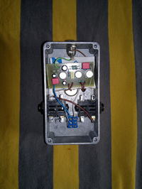 Efekt gitarowy Sola Sound Tonebender MKII