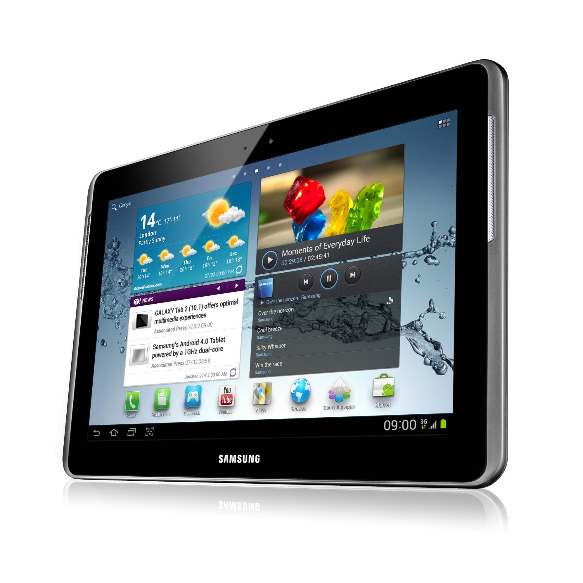 Tablet Samsung Galaxy Tab 2 10.1 w nowym wariancie z modemem LTE
