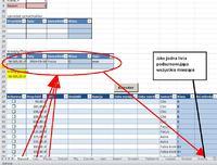 """Excel - Lista """"zbiorcza"""" składająca się z list z wielu arkuszy"""