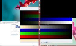 Lanovo Z510, Samsung SM 940 BW - Zmiana kolorów obrazu w przeglądarce fotografii