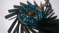 Wentylator 4 pin - Napi�cie 7V na zasilaniu.