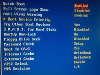 """Instalacja Windows 7 zawiesza sie na ekranie """"Trwa uruchamianie systemu Win"""