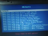 Na Fujitsu Siemens Esprimo v5515 nie włącza się Windows XP