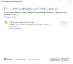 """Aktualizacji systemu Windows 10 poprzez narzędzie """"Asystent Aktualizacji&qu"""