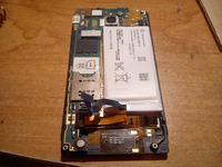 Sony Ericsson Sola nie działa dotyk - co to za element?