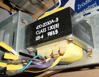 [Sprzedam] Duży transformator z APC Back UPS 650VA
