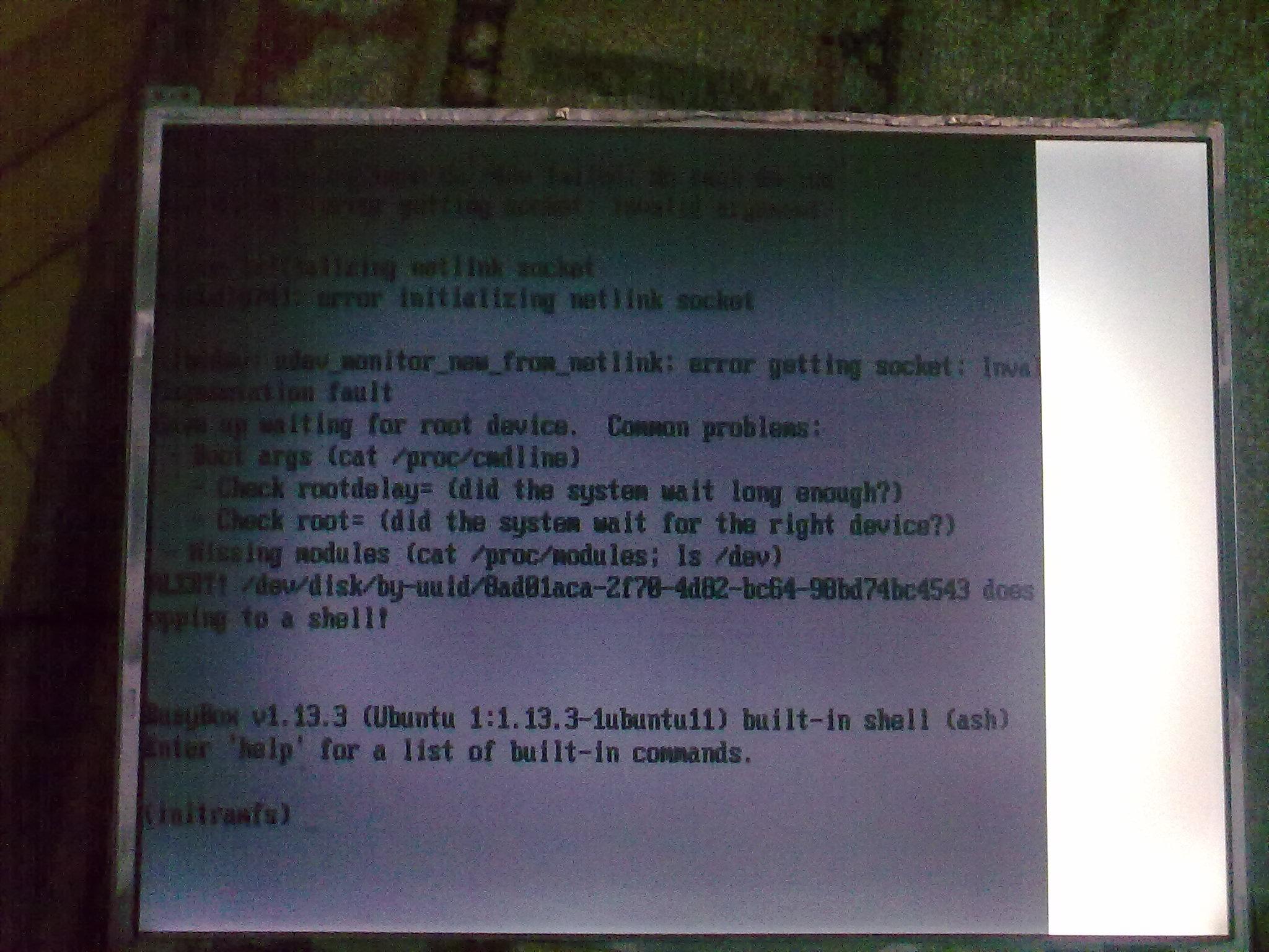 Dziwne zachowanie matrycy w laptopie HP nx6110 poratujcie...