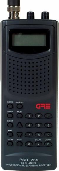 GRE PSR-275, PSR275 Instrukcja EN