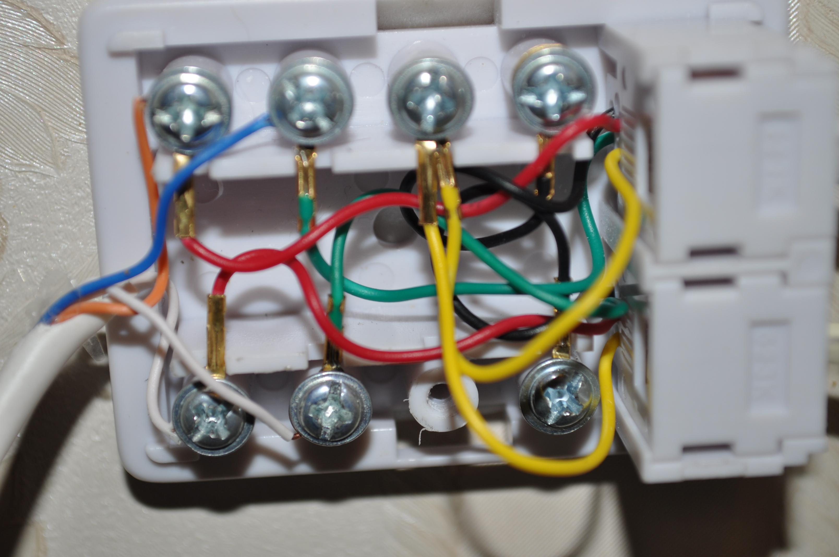 Wymiana kabla telefonicznego na ytksy skr�tka
