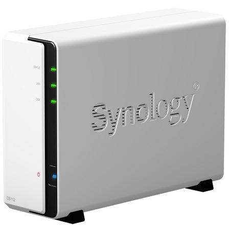 Serwer plik�w Synology DiskStation DS412+ oraz DS112 NAS Servers