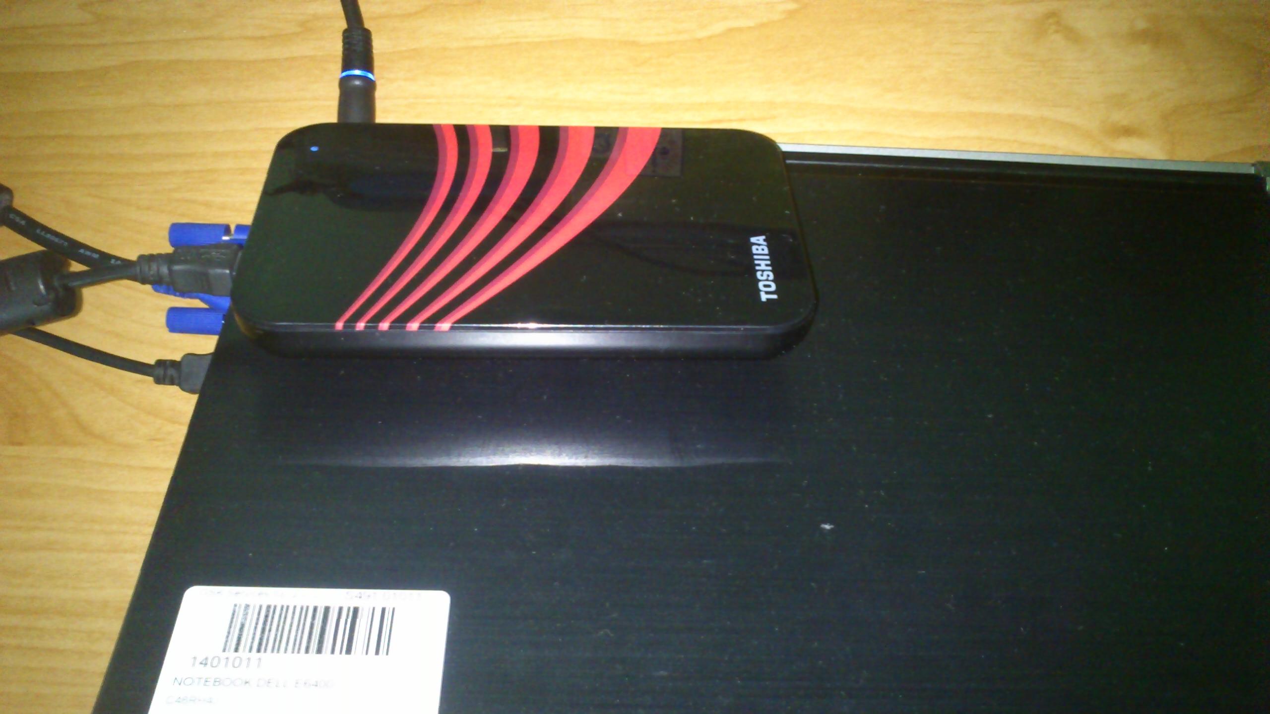 Dysk Zewn�trzny na USB pod telewizor