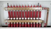 piec Vaillant EkoTech - sterowanie temperaturą