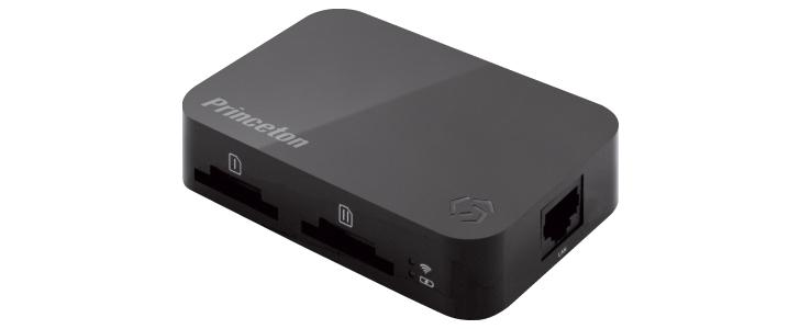 Toaster PRO - podw�jny, bezprzewodowy czytnik kart SD z Wi-Fi i USB