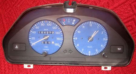 Zmiana zegar�w Peugeot 106
