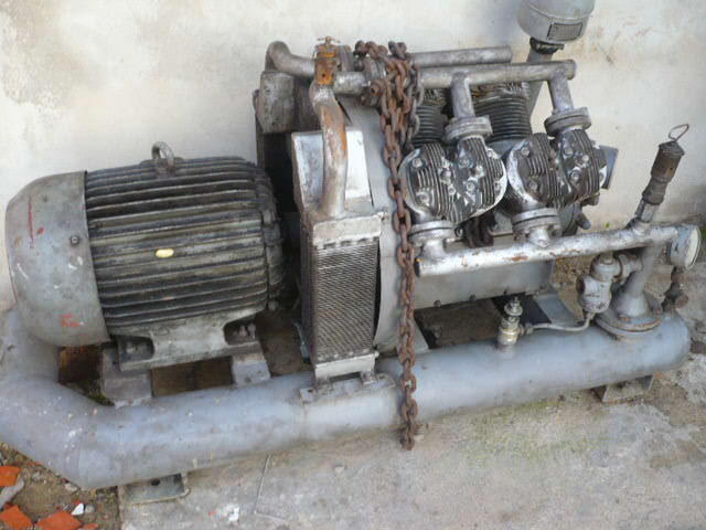 Instalacja domowa 23KW jaki silnik do kompresora?