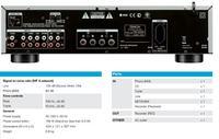 Wzmacniacz denon 520AE + sub jamo 360 - podłączenie