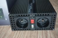 Przetwornica samochodowa 12V/230V 1200W jak sprawdzić, czy całkiem sprawna?