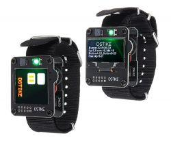 DSTIKE - płytka prototypowa do wearables z ESP32 i ekranem OLED/TFT