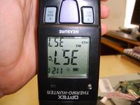 Samsung SyncMaster 710N - Migoczące poziome pasy