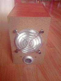 Przenośna lampa turystyczna z audio