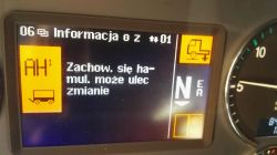 actros mp3 bład ah1 - actros mp3 bład ah1