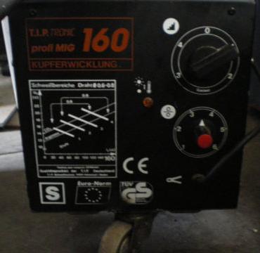 Migomat S-mig160 POWERMAT - przełącznik 4-pozycyjny