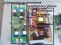 EIZO S1931 - Wymiana kondensator�w dla pocz�tkuj�cego.