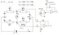 Urządzenie do pomiaru przejrzystości - budowa układu stabilnego źródła światła