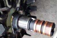 Volvo - Odwrotne podłączenie pierścieni alternatora.