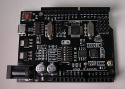 Arduino UNO + WiFi ESP8266 module, opinion, commissioning, test