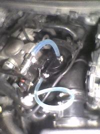 Focus II tdci - Zapowietrzanie przez filtr paliwa