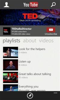 Aplikacja YouTube dla Windows Phone ponownie dost�pna