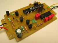 ODB<->RS232, J1850 VPW oraz ISO9141/14230-2 2 interfejs AVR atmega