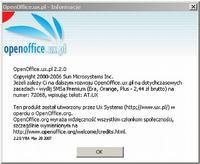 Zaktualizowałem OpenOffice i brak grafiki w Writerze.