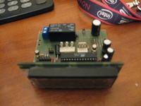 Płytki na wyświetlacz LCD (graf.,tekst) Atmega8 - sprzedam